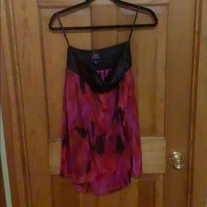 2B BeBe Strapless Dress